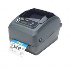 Imprimanta termica de etichete, 203dpi, 104 mm, Zebra GK420T