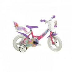 Bicicleta copii 12'' Winx PlayLearn Toys