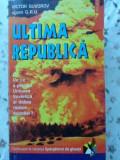 ULTIMA REPUBLICA-VICTOR SUVOROV