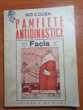 Pamflete antidinastice-editura de stat -anul 1949