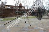 Stativ Tripod Trepied Telescopic Hakuyo 4 lansete Feeder + 4 Senzori + Minciog, 4 posturi