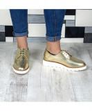 Cumpara ieftin Pantofi De Dama Varna Aurii 38 EU, Auriu