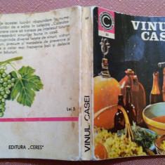 Vinul Casei - Silviu Teodorescu, Alta editura, 1975