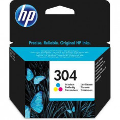 Cartus cerneala HP N9K05AE INK 304 Magenta Yellow Cyan