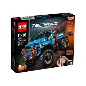 Camion de remorcare 6x6 (42070)