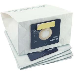 Saci hartie Gorenje GB2PBU + filtru de burete 5 buc