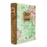 Cutie in forma de carte - Map | Legami