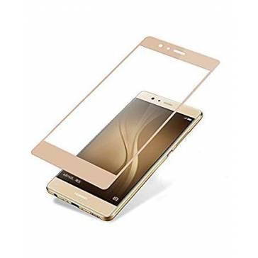 Geam protectie ecran complet Huawei P20 Lite Auriu