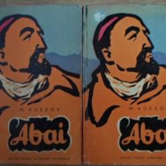 ABAI VOL.1-2 - M. AUEZOV