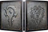 Warcraft: Inceputul / Warcraft: The Beginning - BLU-RAY 2 discuri (BLU-RAY 3D + 2D) (Steelbook editie limitata) Mania Film