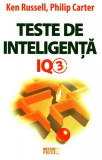 Teste de inteligență IQ3