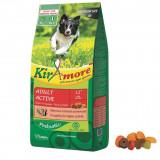 Cumpara ieftin Hrana uscata pentru caini, KIRAmore Medium Adult Active, 15 kg