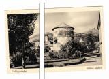 CP Simleu Silvaniei - Parcul Bathori, circulata, 1942