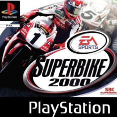 Joc PS1 Superbike 2000