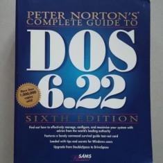 MS DOS 6.22 (sisteme de operare) (programare) (in limba engleza)