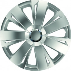 Set capace roti Mega Drive cu inel cromat Energy 13 inch