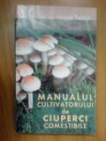 n6 Dr. ing. Ioana Tudor - Manualul cultivatorului de ciuperci comestibile