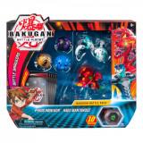 Set 5 Bakugan Battle Planet, Pyrus Howlkor, Haos Mantonoid, 20108834