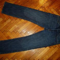 Blugi Levis 501 -Mexic-Marime W33xL32 (talie-87cm,lungime-108cm), 33, Lungi, Levi's