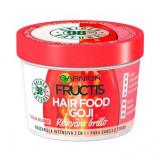 Masca stralucire 3 in 1 Fructis Goji Hair Food, 390 ml - Garnier