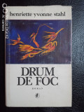 Drum de foc-Henriette Yvonne Stahl