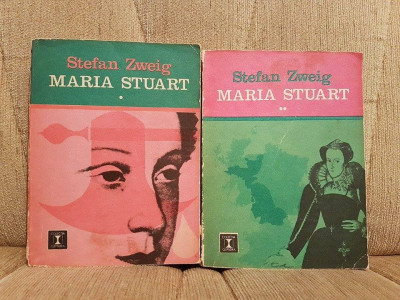 MARIA STUART-STEFAN ZWEIG (2 VOL) foto