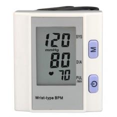 Tensiometru electronic de incheietura BP-201M, 120 memorii, oprire automata,...