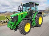 Tractor : John Deere 5100R