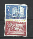 TSV* - 1964 LP 595 ZIUA MARCII POSTALE ROMANESTI MNH/** LUX, Nestampilat