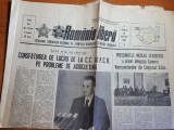 romania libera 10 decembrie 1983-cuvantarea lui ceausescu