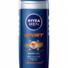 Nivea Gel de dus Barbati 250 ml Sport