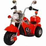 Motocicleta Electrica 995, 6V Rosu