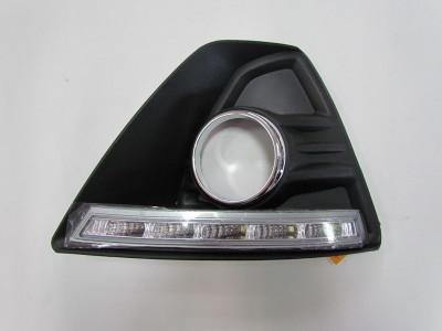 Grila dedicata DRL LED FD-351L ManiaCars foto
