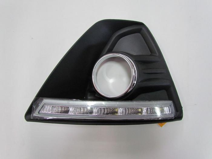 Grila dedicata DRL LED FD-351L ManiaCars