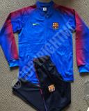 Trening cu pantaloni conici pentru COPII FC BARCELONA