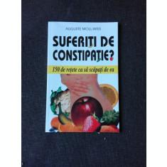 SUFERITI DE CONSTIPATIE? - AUGUSTE MOLL WEIS