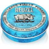 Reuzel Blue Pomade pomadă de păr pentru fixare puternică 35 ml