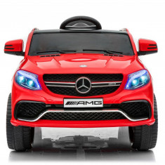 Kinderauto Mercedes GLE63S 2x22W 12V PREMIUM Rosu