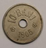 10 BANI 1905 .