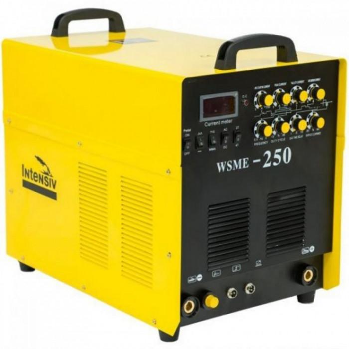 Invertor de sudura aluminiu Tig/Mma Wsme 250 Ac/Dc 400V Intensiv