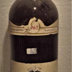 A16- VIN valgella, a.pelizzatti, doc, recoltare 1967 cl 72 gr 12,5