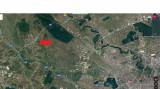 Teren (668 mp) pentru investitie sau casa in Nord-Vestul Bucurestiului, Sabareni, Teren intravilan
