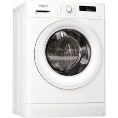 Masina de spalat Whirlpool FWSF 61053 W, 6 kg, 1000 rpm, FreshCare+, SoftMove, Colours15, A+++, Alb