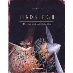 Lindbergh. Povestea unui soricel zburator PlayLearn Toys