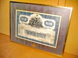 B546-I-Reclama Actiune Childs Empire Trust Company USA 28 10 1925 Common stock.