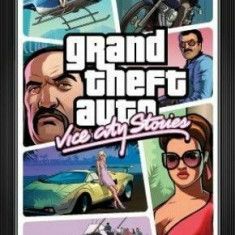 Joc PSP Grand Theft Auto - Vice City Stories - GTA - Platinum