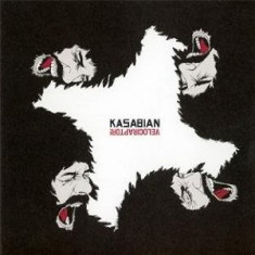 KASABIAN Velociraptor (cd)