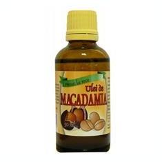 Ulei Macadamia Presat la Rece Herbavit 50ml Cod: 19431