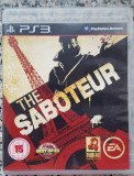 Joc The Saboteur PS3