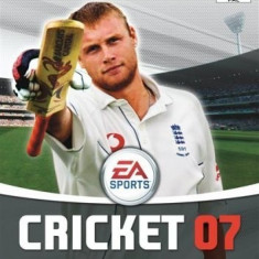 Joc PS2 EA Sports Cricket 07